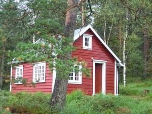 A night In a Cabin -Preikestolen Norway