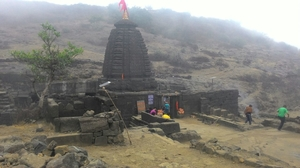 Trekking & Camping at Harishchandragad & Taramaati Peak