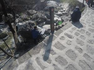 Xian & Mt Huasahan