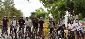 Adventure Cycling in Ramanagaram: Sholay Style!