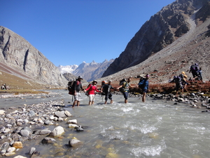 5 Days from Hampta Pass