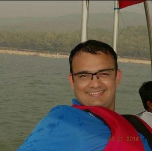 Karan Thaker Travel Blogger