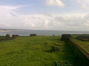 Bekal Fort, Kerala India