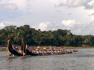Aranmula and traditional boat race, Kerala