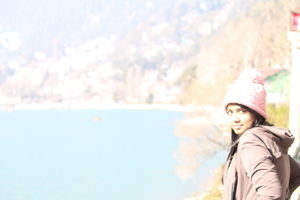 Nainital: Jewel blue stream in the forests