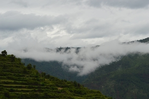 Backpacking in Ranikhet, UK