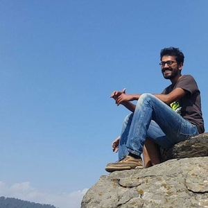 Sambhav Poddar Travel Blogger