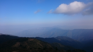 Trek to Sandakphu