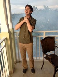 Nicholas Phillips Travel Blogger
