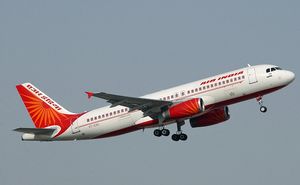 Waitlisted On Rajdhani? You Can Now Fly With The Air India On The Same Ticket