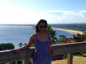 There's Nothing Regular About Retiring in Your 30's To Travel The World. This Woman Did It.