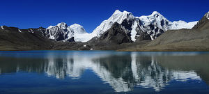 Gurudongmar Lake - When Barren is Beautiful