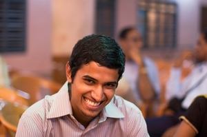 Aparajit Sudhakar Travel Blogger