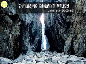 Trek To The Valley of Shadows (Sandhan Valley) - 1