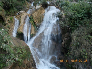 Neer Gaddu (Neergarh) Waterfall Rishikesh