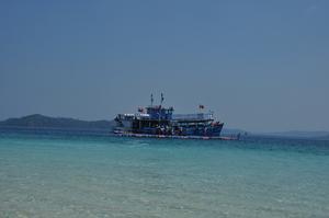 Jolly Buoy Island, Andaman