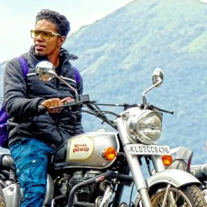 Ajas Hameed Travel Blogger