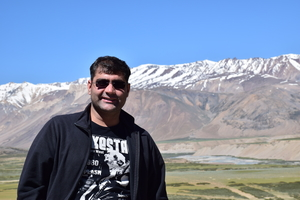 udit Travel Blogger