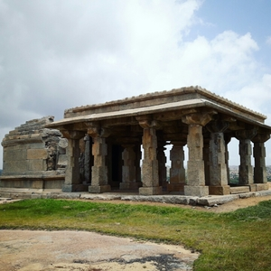 Hampi a UNESCO World Heritage Site
