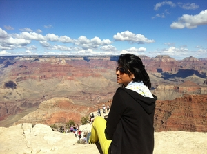 "Grand Canyon: My experience of ""Dolce far Niente"""