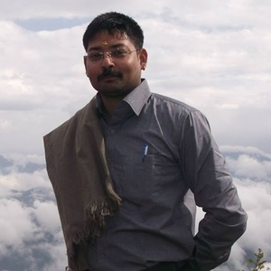 Anurag Malaviya Travel Blogger