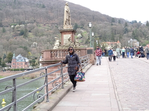 A day trip to Heidelberg