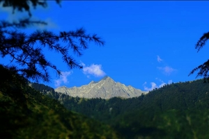 Triund - Moon Peak and a Starry Night