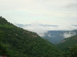 Tirumala Hills - Home of beauty