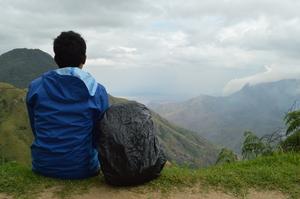 Solo trip across Devikulam,Kerala.