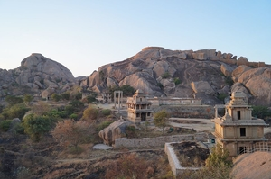 Chitradurga - The world of stones!