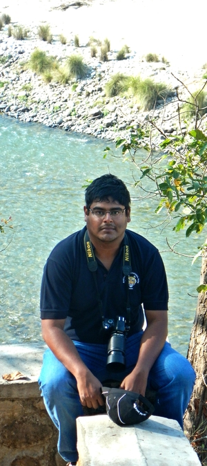Upamanyu Roy (Jai) Travel Blogger