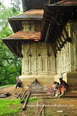 Vadakumnathan Temple, Thrissur: A stillness within the chaos.