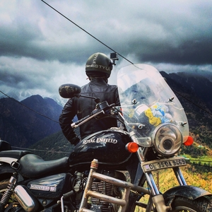 Solo Ride - Delhi to Mcleodganj