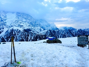 Triund Is Where Dhauladars Give Swiss Alps A Run For Their Money!