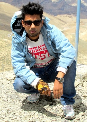 soham sardar Travel Blogger