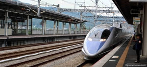 Japan: In 10 Days, Making full use of Japan Rail (JR) Pass
