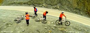 Bolivia Death Road - My POV Video