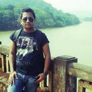 Somesh Shetty Travel Blogger