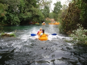 Canoe Safari adventure from Dubrovnik