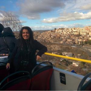 Shweta Eidnani Travel Blogger