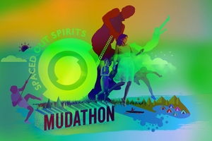 Spaced Out Spirits MUDATHON INDIA this October 3-4. 2015