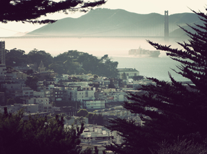 Stomping through San Francisco's Literary Haunts