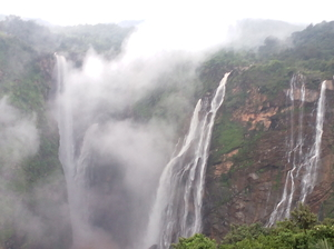 Wonderful weekend trip to Jog falls