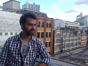 London shooting memories