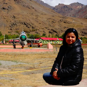 Aditi Kapoor Travel Blogger