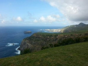 Paradise in the middle of the ocean at São Miguel Island