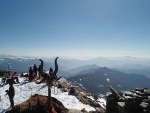 Kedarkantha Peak Summit, Uttarakhand