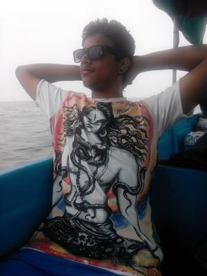 Pranav Cherayi Travel Blogger