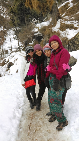 All Girls Trip to Parvati Valley