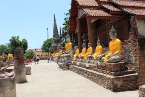Buddham Sharanam Gachchami... A Spiritual trip to Ayutthaya...